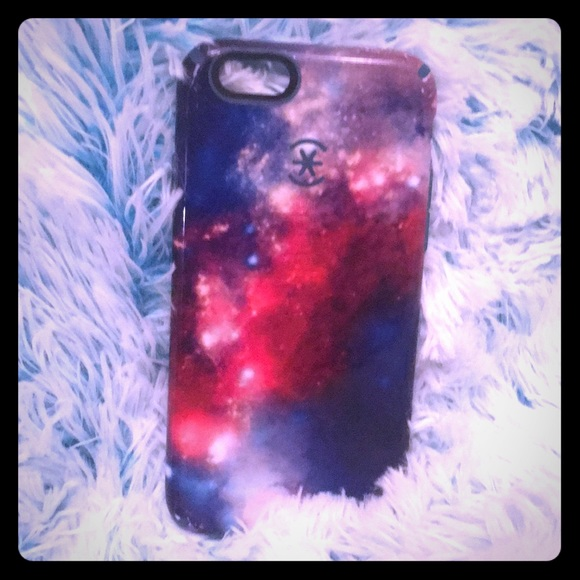 promo code ebe45 3f677 Speck Galaxy Print iPhone 6s case